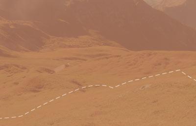 Les activités faciles en montagne avec les Guides des Arcs.