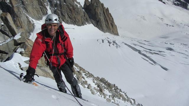 Alpinisme avec les guides des Arcs