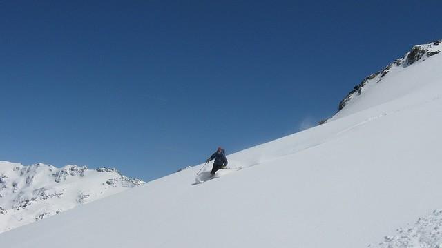 ski de randonnée en Vanoise - Val Chavière