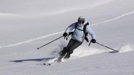 Ski hors piste les Arcs - la Plagne Paradiski