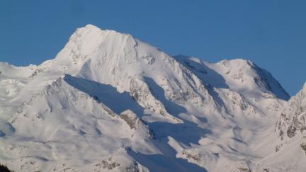 Le Mont Pourri second sommet de la Savoie, Guides des Arc