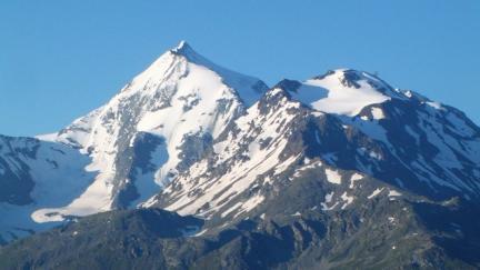 Mountaineering - Mont Pourri 3779m - Vanoise