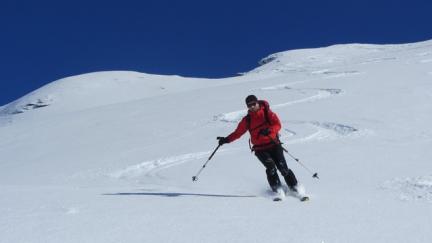 Ski touring - Guides des Arcs