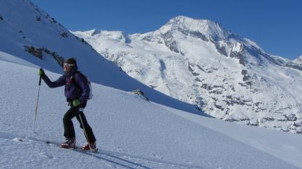 ski touring - Vanoise