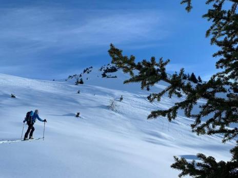 Ski de randonnée Le Bec Rouge - Tarentaise