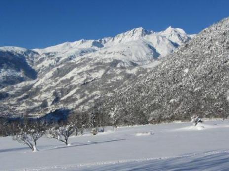 Bourg Saint Maurice décembre 2012 - Vanoise - Guides des Arcs