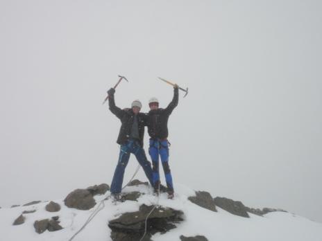 Dôme des Glaciers depuis le refuge Robert Blanc