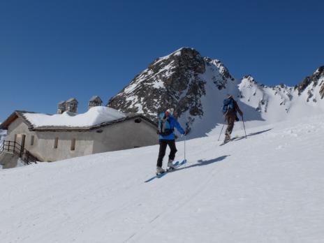 Vers le Mont Forchon