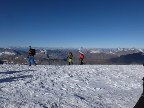 Vers 3900 m