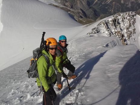 Alpinisme en Vanoise