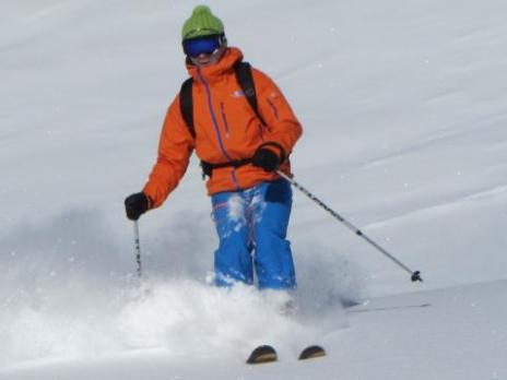 Ski hors-piste les Arcs - Paradiski avec les Guides des Arcs