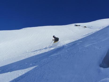 Ski hors piste Les Arcs La Plagne