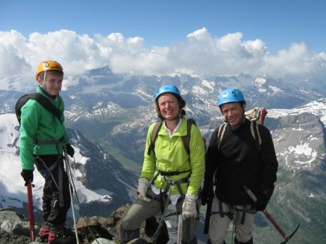 alpinisme Mont Pourri Vanoise