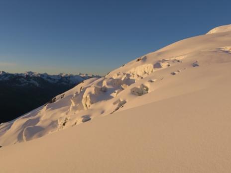 Beau glacier