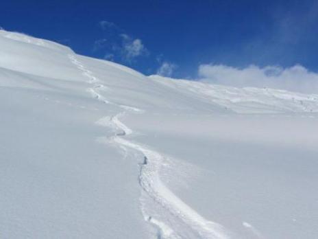 Ski de randonnée - guides des Arcs - Philippe Deslandes