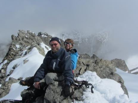 le mont Tondu - guides des arcs