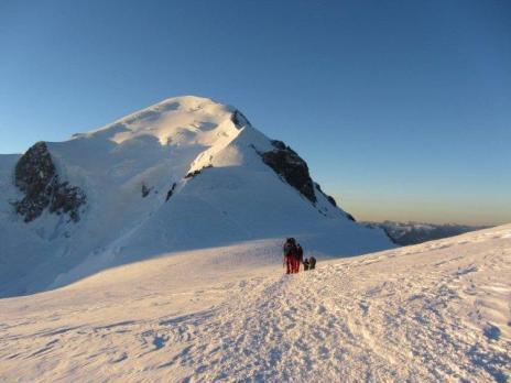 Alpinisme - Sommet du Mont Blanc