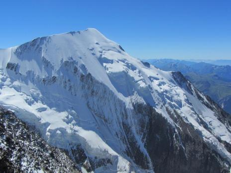 Le Mont Blanc, arrivée au refuge du Gouter - Guides des Arcs
