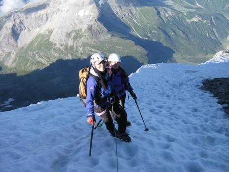 Mont Pourri en Vanoise