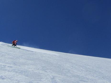 Mont Pourri - Ski de randonnée