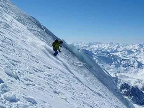 Glacier du Geay