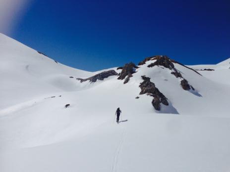randonnée à ski en beaufortain