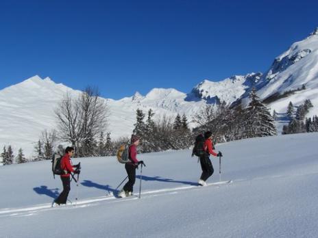 Ski de randonnée en Vanoise Le Clapet