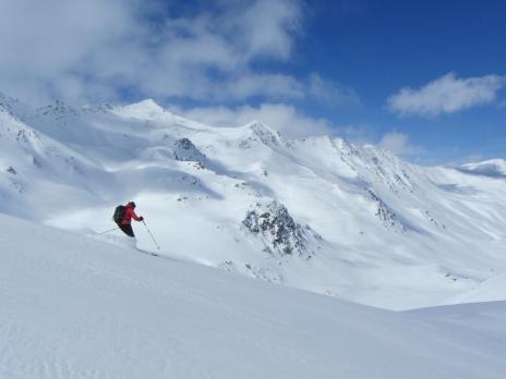 Ski de randonnée en Maurienne - Guides des Arcs