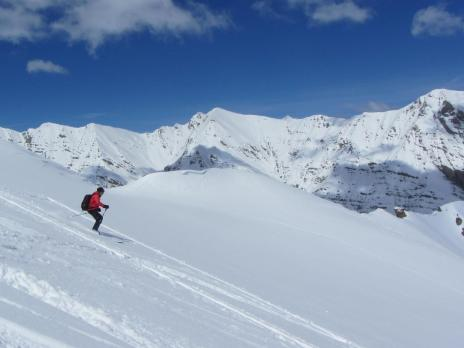 Ski de randonnée en Ubaye - Guides des Arcs