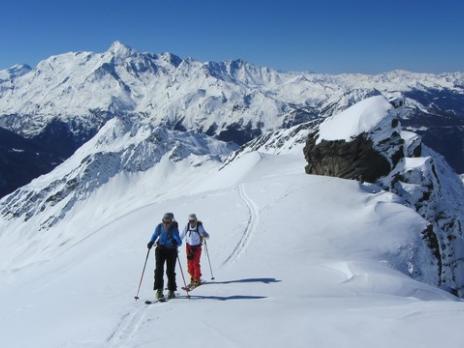 Ski de randonnée en Vanoise - Philippe Deslandes