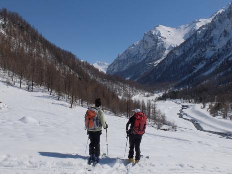 Le Val Troncea