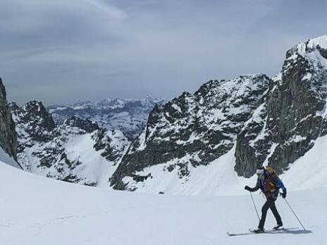 Glacier de Roccia Viva