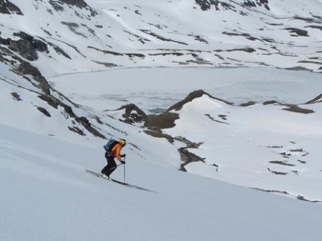 Ski de randonnée en Vanoise