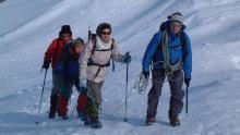 Randonnée glaciaire en Vanoise avec les guides des Arcs